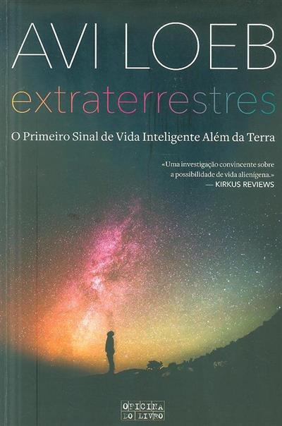 Extraterrestres (Avi Loeb)