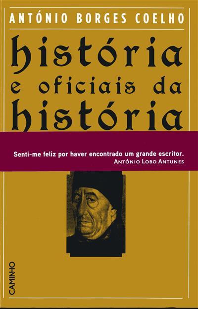 História e oficiais da história (António Borges Coelho)