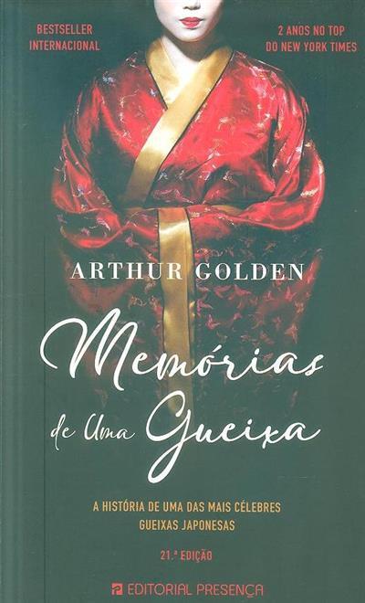 Memórias de uma gueixa (Arthur Golden)