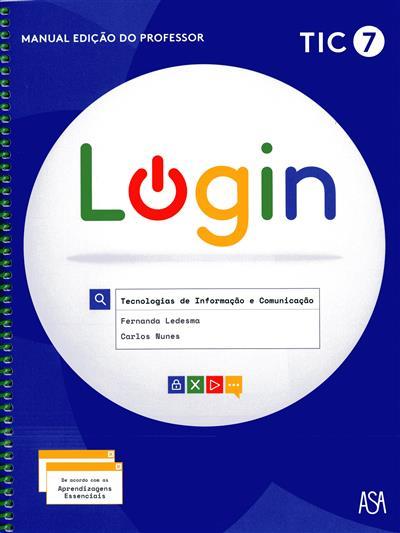 Login (Fernanda Ledesma, Carlos Nunes)