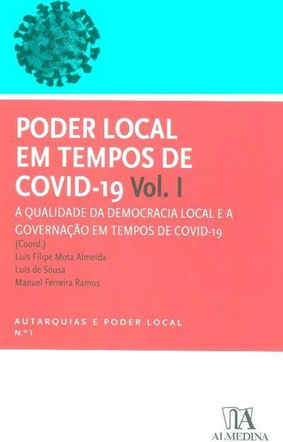 Poder local em tempos de COVID-19 (coord. Luís Filipe Mota Almeida, Luís de Sousa, Manuel Ferreira Ramos    )