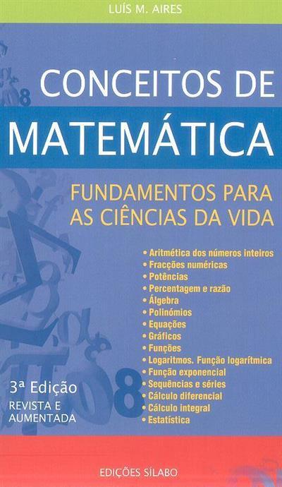 Conceitos de matemática (Luís M. Aires)