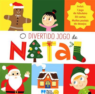 O divertido jogo do Natal (Lisa Lupano, Beatrice Tinarelli)