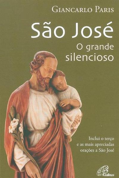 São José, o grande silencioso (Giancarlo Paris)