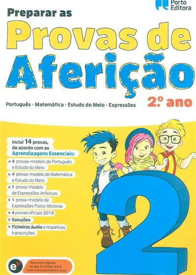 Preparar as provas de aferição, 2º ano (José Sousa Batista)