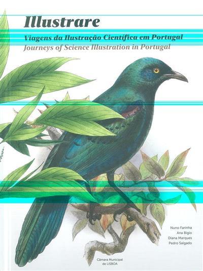 Illustrare, viagens da ilustração científica em Portugal (Nuno Farinha... [et al.])