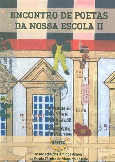 Encontro de poetas da nossa escola II (compil. Sérgio Marinho)