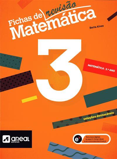 Matemática, 3º ano (Berta Alves)