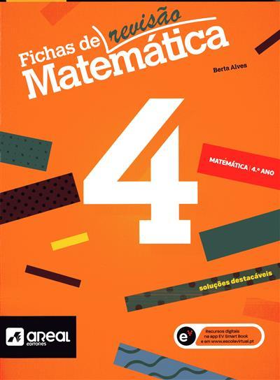 Matemática, 4º ano (Berta Alves)