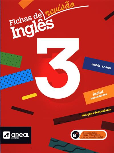 Inglês, 3º ano (Maria Teresa Gomes, Susana de Almeida)