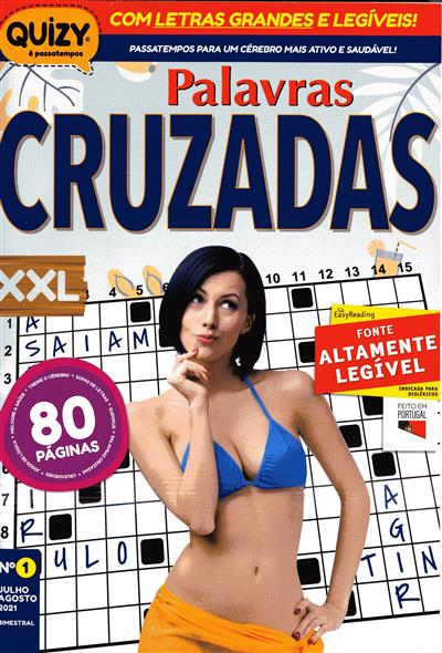Quizy palavras cruzadas XXL (propr. Quizy)