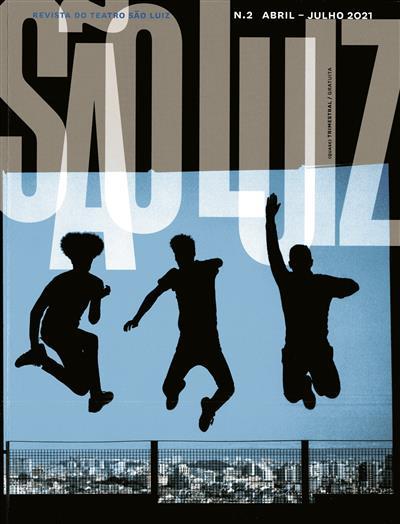 Revista do Teatro São Luiz (ed. Gabriela Lourenço)