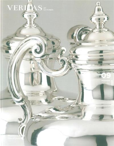 Pratas e jóias (Veritas Art Auctioneers)