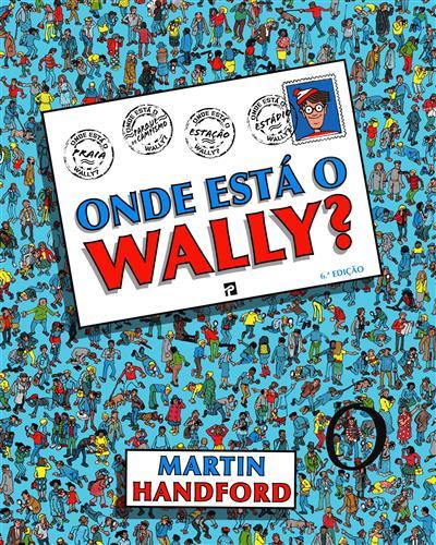 Onde está o Wally? (Martin Handford)