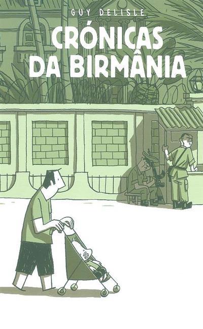 Crónicas da Birmânia (Guy Delisle)