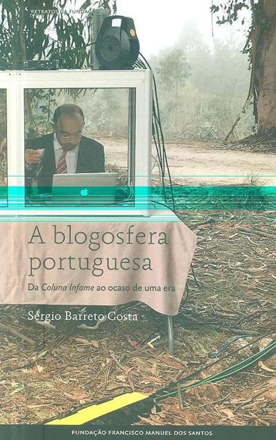 A blogosfera portuguesa (Sérgio Barreto Costa)