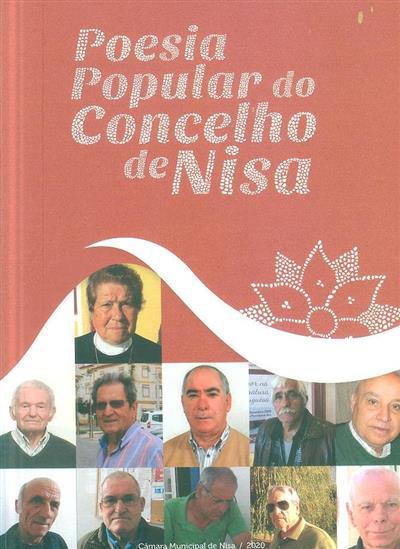 Poesia popular do concelho de Nisa (org. recolha e compilação Câmara Municipal de Nisa, Subunidade Sociocultural - Biblioteca Municipal)