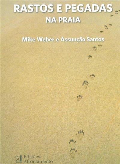 Rastos e pegadas na praia (Mike Weber, Assunção Santos)