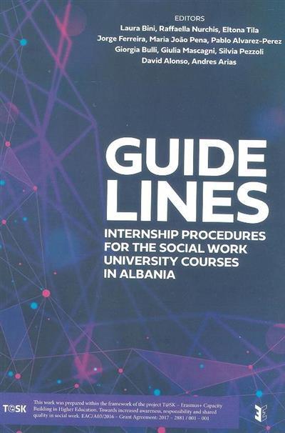 Guidelines (ed. Laura Bini... [et al.])