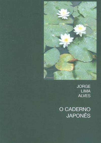 O caderno japonês (Jorge Lima Alves)