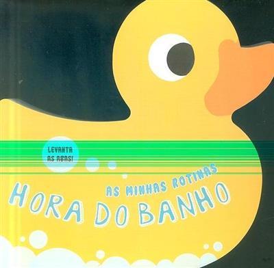Hora do banho (il. Hazel Quintanilla)
