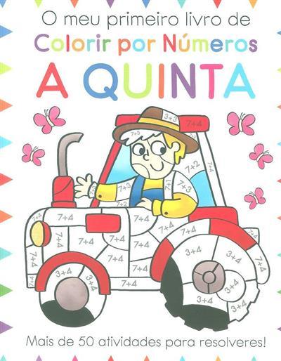 Colorir por números, a quinta (Moira Butterfield)