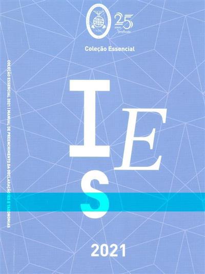 Preenchimento da declaração IES e taxonomias (Jorge Carrapiço)