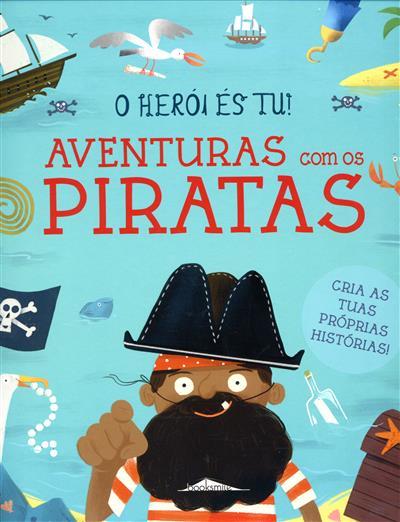 Aventuras com os piratas (escrito por Lily Murray)