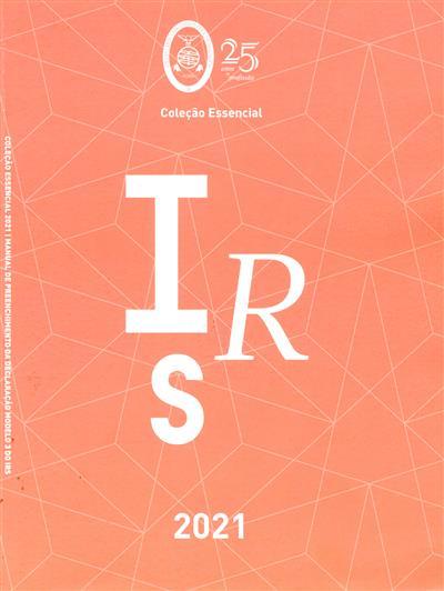 Preenchimento de IRS, modelo 3 (Marília Fernandes)