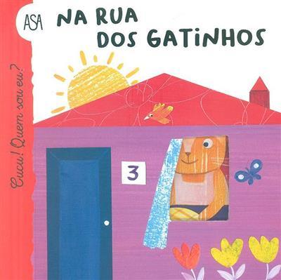 Na rua dos gatinhos (Maria Loretta Giraldo)