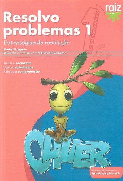 Resolvo problemas 1 (Marisa Gregório)