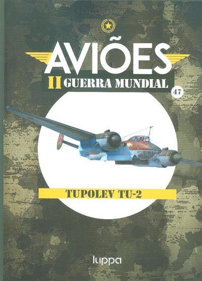 Tupolev TU-2 (trad. Teresa Souto)