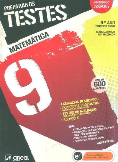 Matemática 9 (Isabel Araújo, Rui Machado)