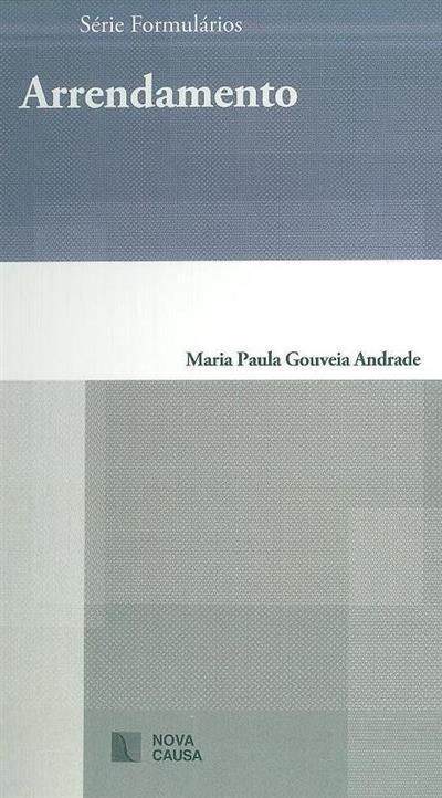 Arrendamento (Maria Paula Gouveia Andrade)