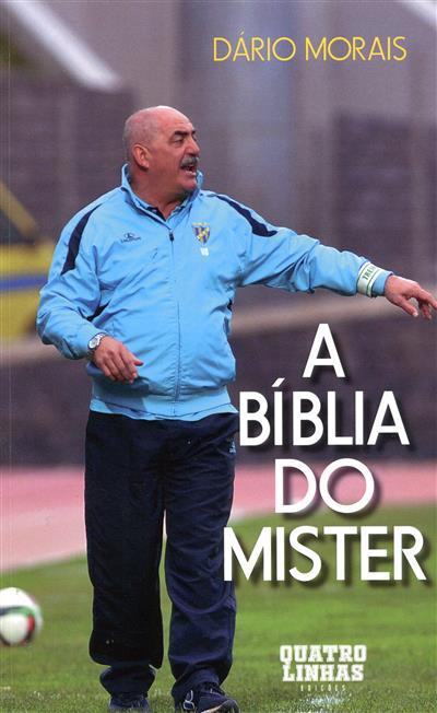 A bíblia do mister (Dário Morais)