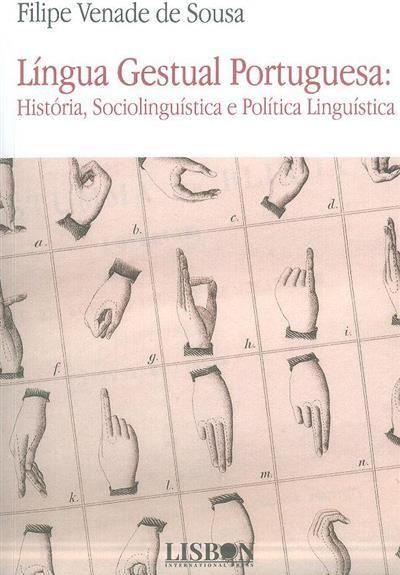 Língua gestual portuguesa (Filipe Venade de Sousa)