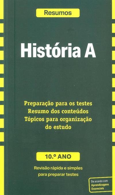 História A (Paulo David Coutinho)