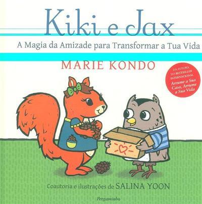 Kiki e Jax (Marie Kondo)