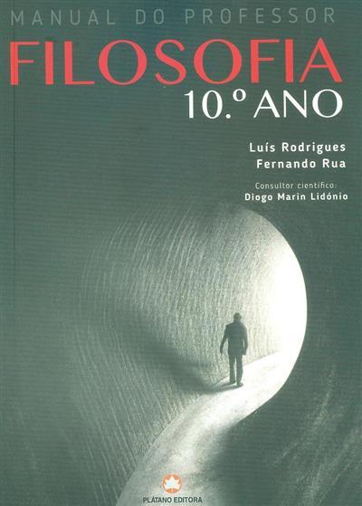 Filosofia, 10º ano (Luís Rodrigues, Fernando Rua)