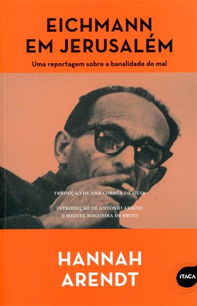 Eichmann em Jerusalém (Hannah Arendt)