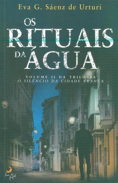 Os rituais da água (Eva García Sáenz de Urturi)