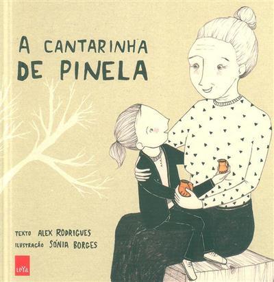 A cantarinha de Pinela (texto Alex Rodrigues)