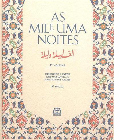 As mil e uma noites (trad. Hugo Maia)