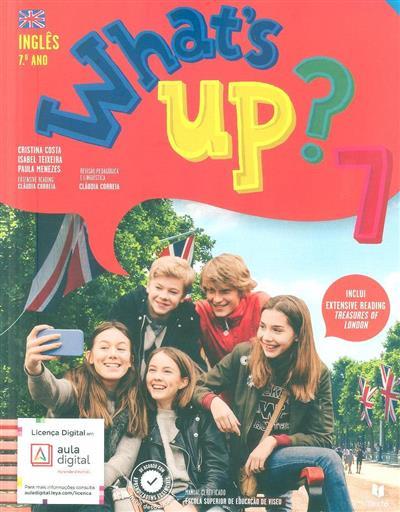 What's up? 7 (Cristina Costa, Isabel Teixeira, Paula Menezes)