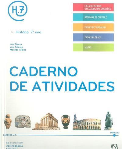 H.7 (Luís Sousa, Luiz Soares, Mavilde Albino)