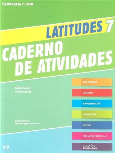 Latitudes 7 (Emília Cabral, Hélder Santos)