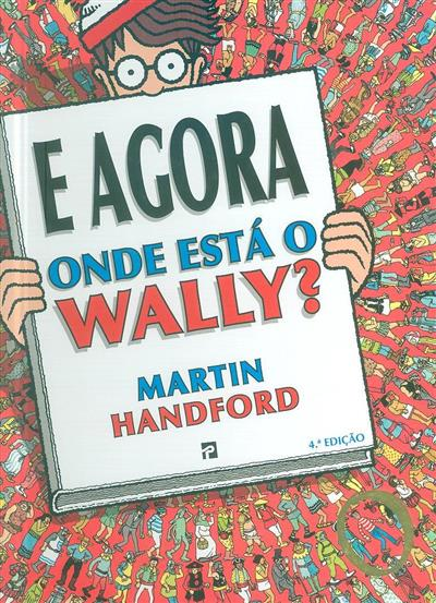 E agora onde está o Wally? (Martin Handford)