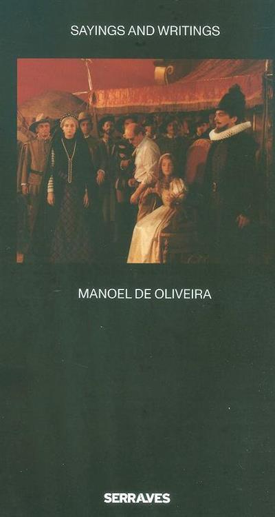 Sayings and writings (António Preto)