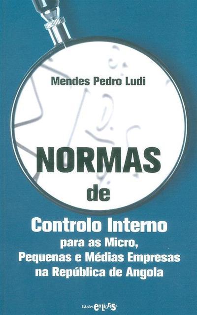 Normas de controlo interno para as micro, pequenas e médias empresas na República de Angola (Mendes Pedro Ludi)