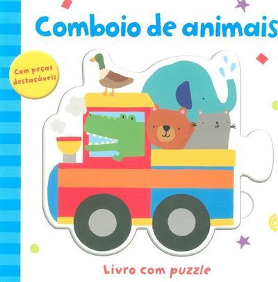 Comboio de animais (Holly Price, Natalia Boileau, Amy Oliver)
